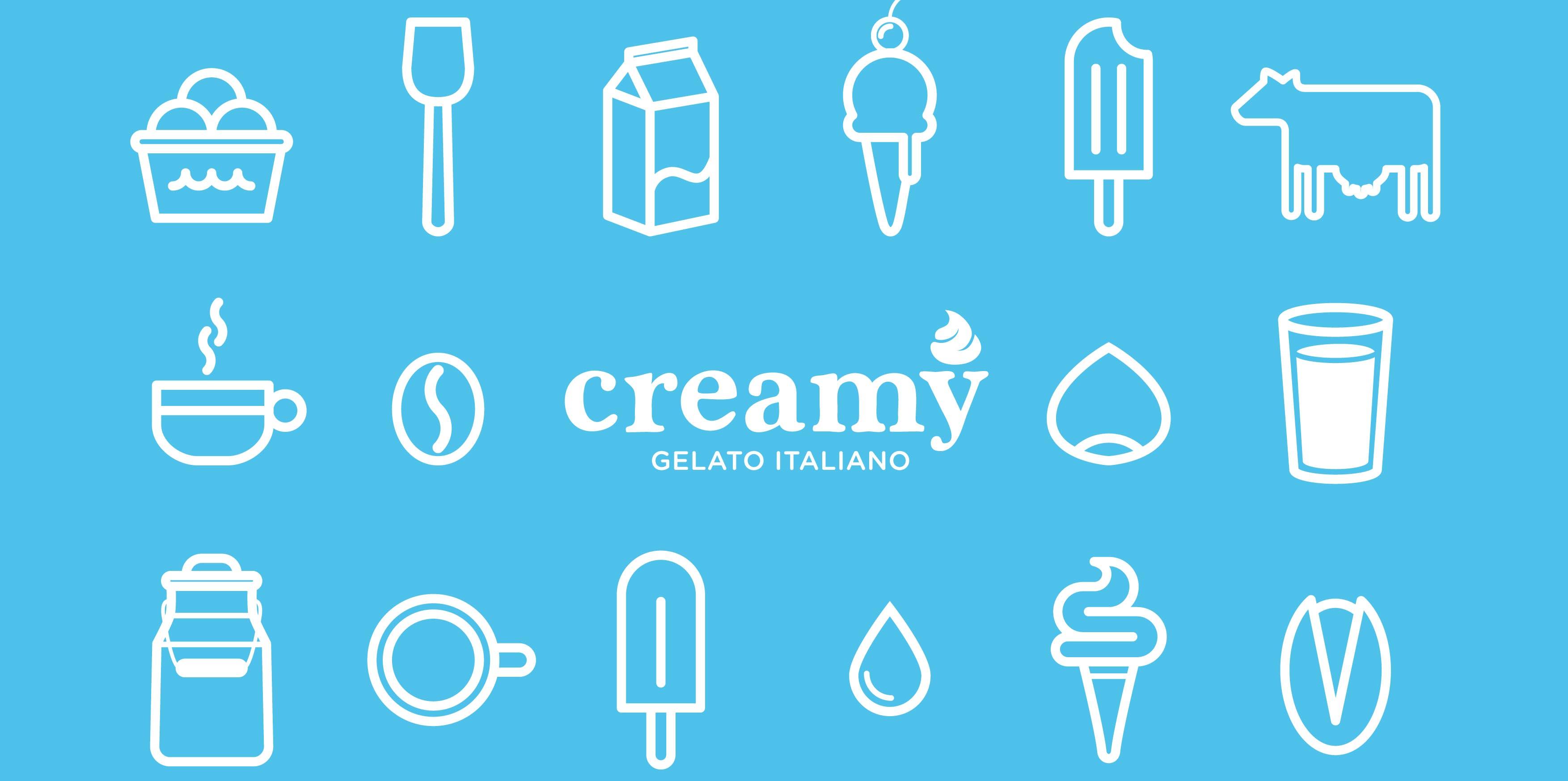Icone Creamy